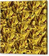 Tulip Duvet Canvas Print
