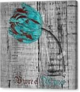 Tulip - Vivre Et Aimer S12ab4t Canvas Print