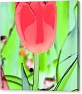 Tulips - Perfect Love - Photopower 2089 Canvas Print