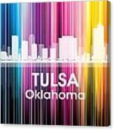 Tulsa Ok 2 Canvas Print