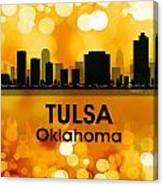 Tulsa Ok 3 Canvas Print