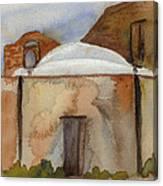 Tumacacori Mission View Canvas Print