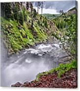 Tumalo Creek Canvas Print