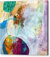 Tumble Down 5 Canvas Print