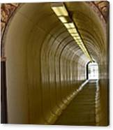 Tunnel To The Berkeley Pit Canvas Print