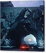 Tunnelvision Canvas Print