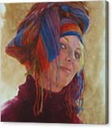 Turban 2 Canvas Print