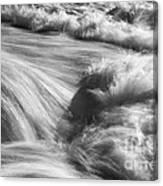 Turbulence 2 Canvas Print