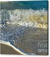 Turk Surf Canvas Print