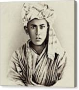 Turkestan Mazang, C1865 Canvas Print
