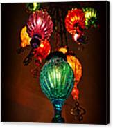 Turkish Lights Canvas Print