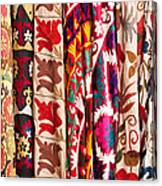 Turkish Textiles 02 Canvas Print