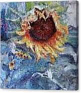 Turn Of Summer Canvas Print