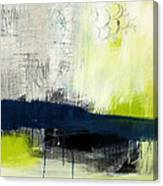 Turning Point - Contemporary Abstract Painting Canvas Print