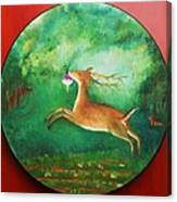Turnip Thief 3 Canvas Print