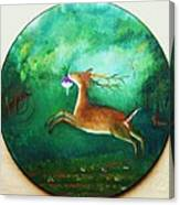 Turnip Thief Canvas Print