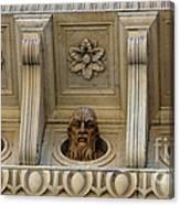 Tuscan Architectural Details Canvas Print