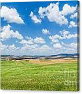 Tuscan Beauty Canvas Print