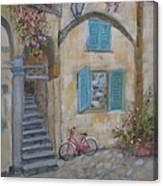Tuscan Delight Canvas Print