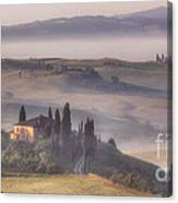 Tuscan Morning Canvas Print