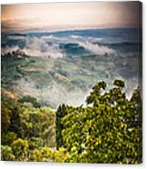 Tuscan View Canvas Print