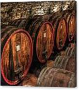 Tuscan Wine Cellar Canvas Print