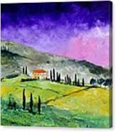 Tuscany 663110 Canvas Print