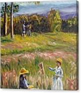Tuscany Dream2 Canvas Print