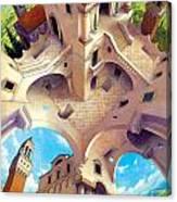 Tuscany I Canvas Print