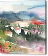 Tuscany Landscape 01 Canvas Print