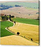 Tuscany Summer Canvas Print