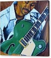 Tuskegee Blues Canvas Print