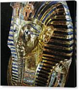 Tutankamon's Golden Mask Canvas Print