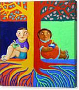 Tutong Tree Canvas Print