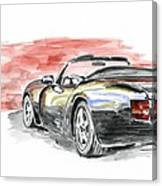 Tvr Griffith Canvas Print