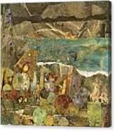 Twelve Stones Canvas Print