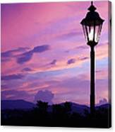 Twilight Time Canvas Print