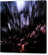 Twilight Tree Travel Canvas Print
