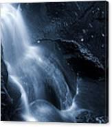 Twilight Waterfall Canvas Print