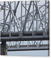 Twin Spans Canvas Print