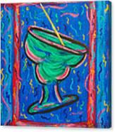 Twisted Margarita Canvas Print