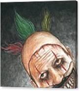 Twisty Night Canvas Print