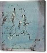 Twittering Machine >> Twittering Machine 1922 Art Print By Paul Klee