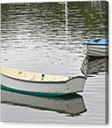 Two Boats 2 Canvas Print