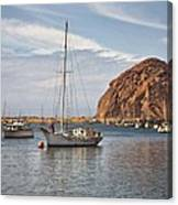 Two Boats Canvas Print