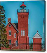 Two Harbors Lighthouse Canvas Print