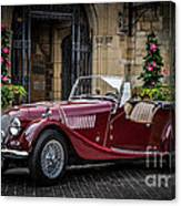 Two Seater Canvas Print