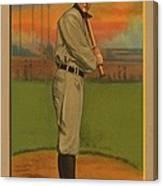 Ty Cobb Circa 1911 Canvas Print