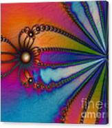 Tye Dye Canvas Print