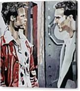 Tyler Durden Canvas Print